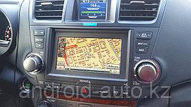 НОВЫЕ 2020 год Обновления карт для навигации - TOYOTA HIGHLANDER 2007-2013  (EU)