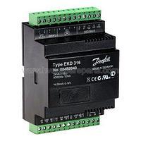 084B8140 Danfoss контроллер испарителя EKD316