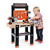 Детская мастерская с инструментами Smoby B&D, 91 акс.
