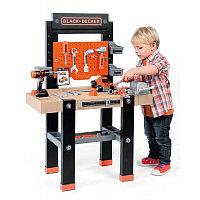 Детская мастерская с инструментами Smoby B&D, 91 акс., фото 1