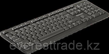 Клавиатура проводная Defender OfficeMate HM-710 KZ, фото 2