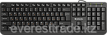 Клавиатура проводная Defender OfficeMate HM-710 KZ, фото 3