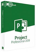 Microsoft Project Pro 2019