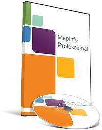 ГИС MapInfo Professional 17