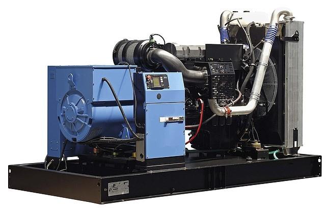 Генератор дизельный 200 кВт