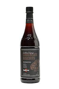 "Сироп Barline ""Chocolate Biscuits"" Шоколадное Печенье, 1 литр"