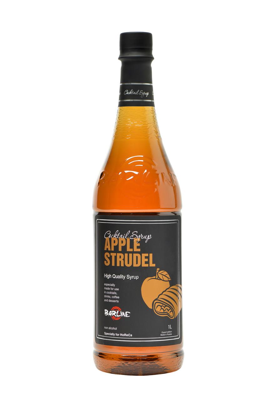 """Сироп Barline """"Apple Strudel"""" Яблочный Пирог, 1 литр"""