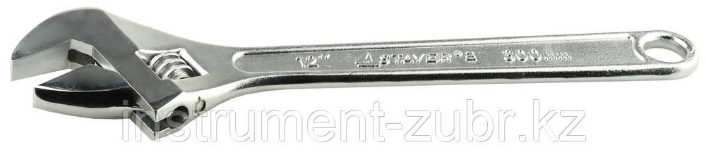 Ключ разводной, 300 / 35 мм, STAYER
