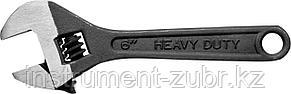 Ключ разводной ТОР, 150 / 20 мм, MIRAX, фото 2