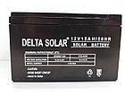 Аккумулятор для детских электромобилей Delta Solar. Батарея. 12 Вт/12 А Оригинал. Рассрочка. Kaspi RED, фото 3
