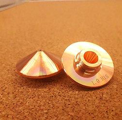 Сопло одинарное 1мм для Bodor лазерных станков