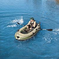 Надувная лодка Hydro-Force Voyager 300 с веслами Bestway 65051