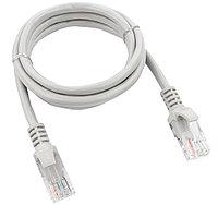 ITK Патч-корд кат.5E UTP 1,5м серый (Коммутационный шнур), фото 1