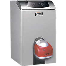 Котлы Ferroli Atlas с дизельной горелкой LO