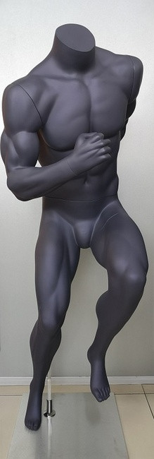 Mанекен бегущий мужской арт. F04150