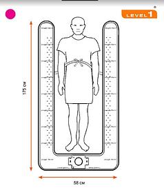 Полное конвекционное одеяло SWU-2007 58 x 175 см 10 шт.