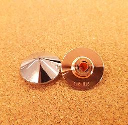 Сопло двойное 1.5 мм для Bodor лазерных станков