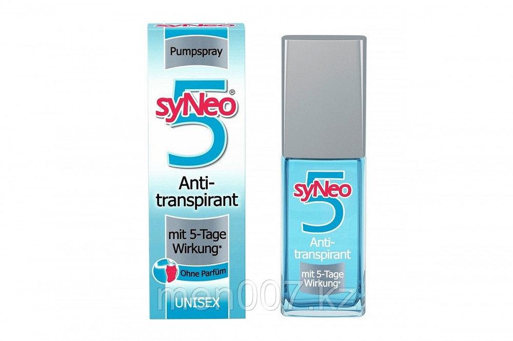 SyNeo 5 (унисекс) (антиперспирант спрей) (до 5 дней действия)