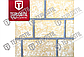 Термопанель облицовочная завода TEPLOSTIL. Фактура Гранд Цоколь с утеплителем 30 мм, фото 6