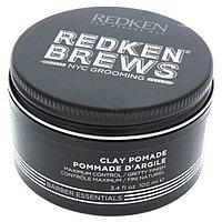 Redken Brews Clay Pomade (Помада-глина) 100 мл