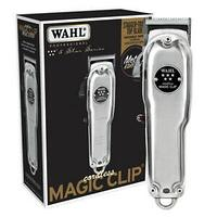 "Машинка ""Wahl - Cordless Magic Clip Five Star Metal"""
