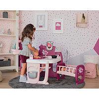 Большой игровой центр для пупса Smoby Baby Nurse с аксессуарами, фото 1