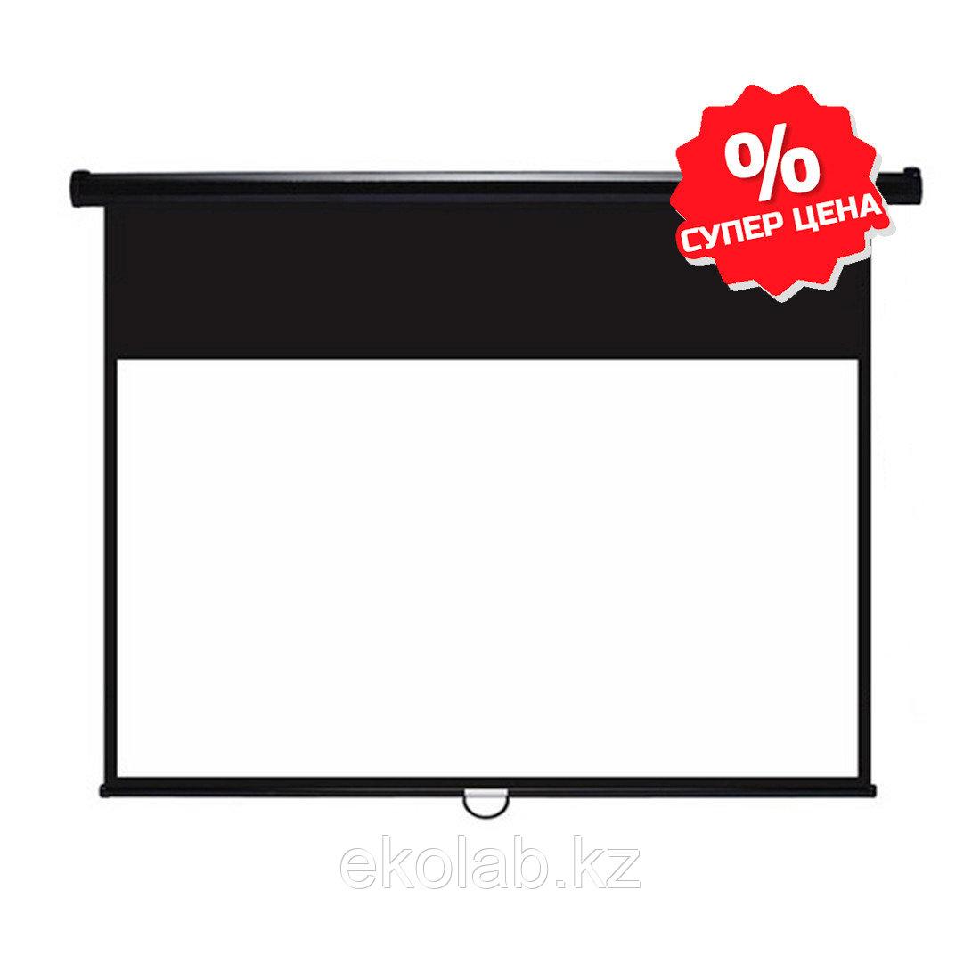 "Экран Deluxe DLS-M229-185 (90""х73""), Ø - 116"", Раб. поверхность 221х125 см., 16:9"