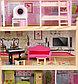 """Кукольный дом с мебелью Edufun """"EF4110"""" высота 70 см, фото 5"""