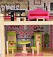 """Кукольный дом с мебелью Edufun """"EF4110"""" высота 70 см, фото 2"""