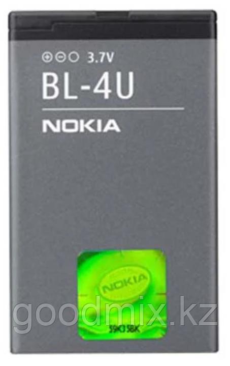 Заводской аккумулятор для Nokia Asha 500 (BL-4U, 1000mah)
