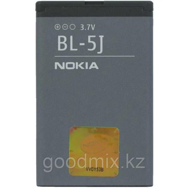 Аккумулятор для Nokia 5235 Comes With Music (BL-5J, 1320 mAh)