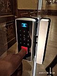 Электронный замок на стеклянную дверь, фото 2