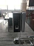 Электронный замок на стеклянную дверь, фото 3