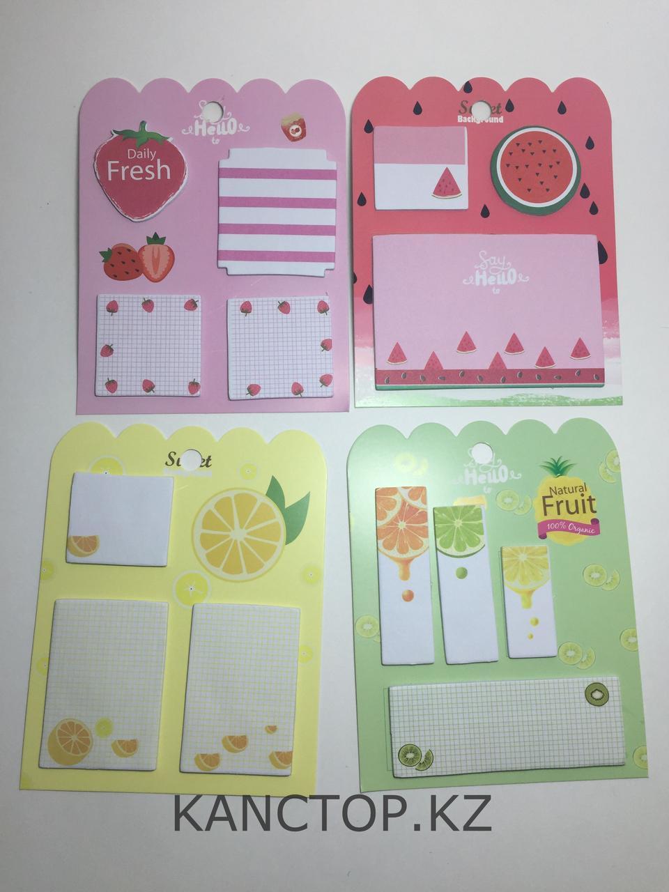 Стикеры Fruits с фруктами