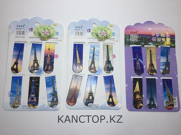 Закладки на магните Эйфелевая башня, фото 2