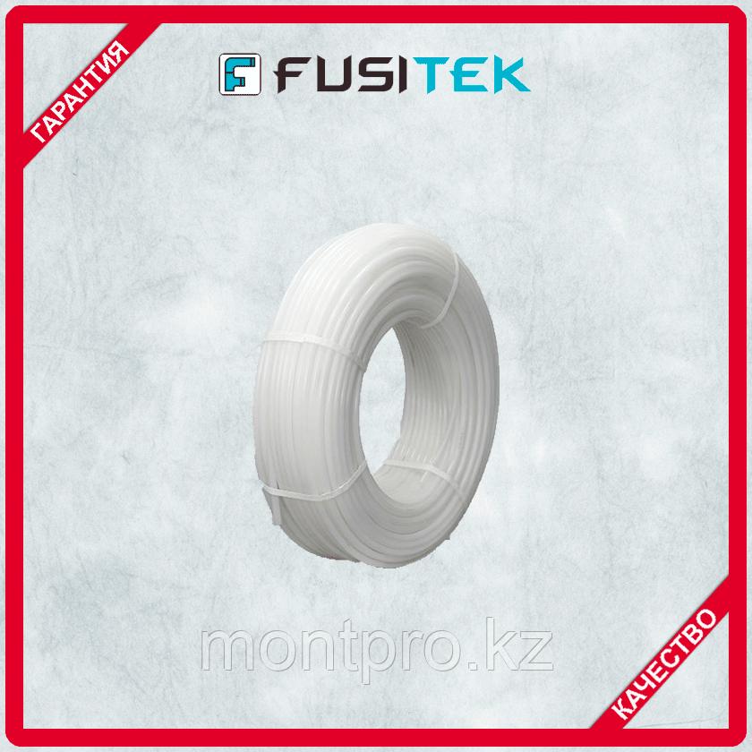 Труба для теплого пола (белая) (PE-RT, тип II) Fusitek