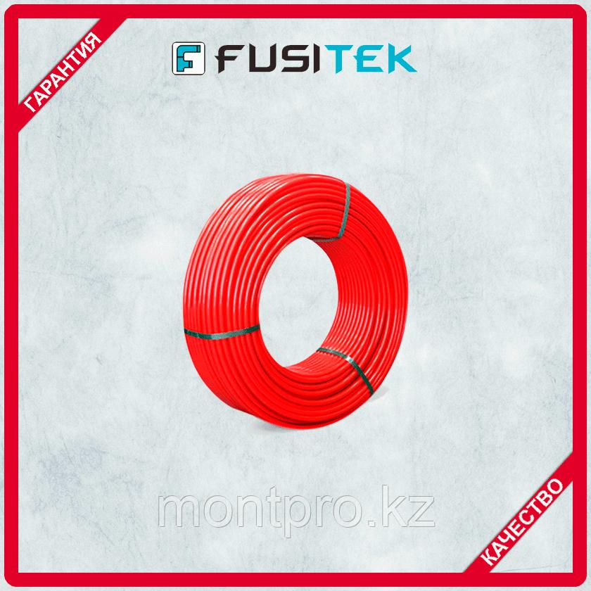 Труба для теплого пола (красная) (PE-RT, тип II) Fusitek
