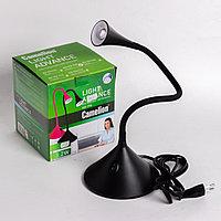 Настольный LED светильник Camelion KD-796 C02, чёрный