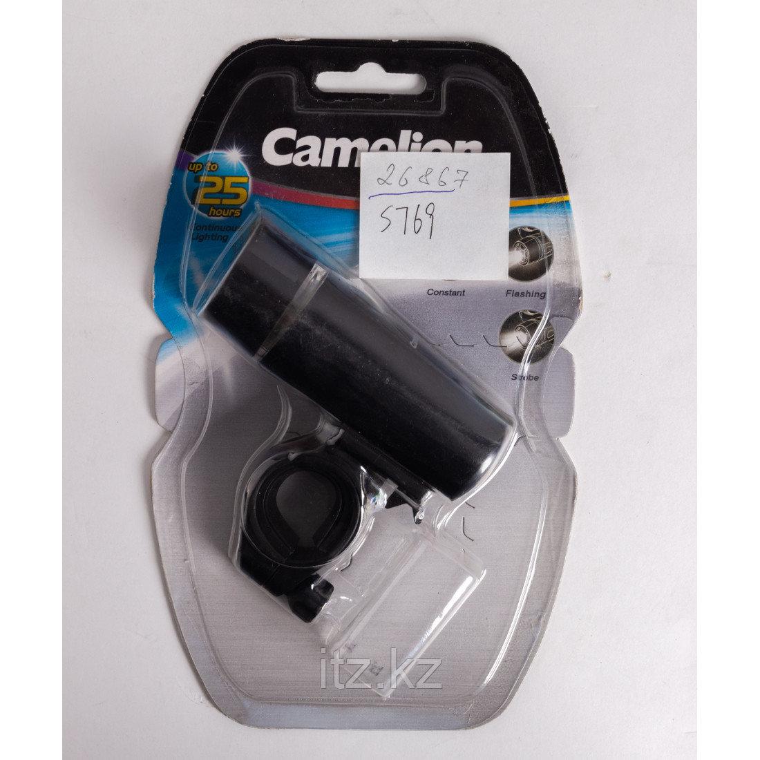 Алюминиевый фонарь Camelion S769-4LR03B