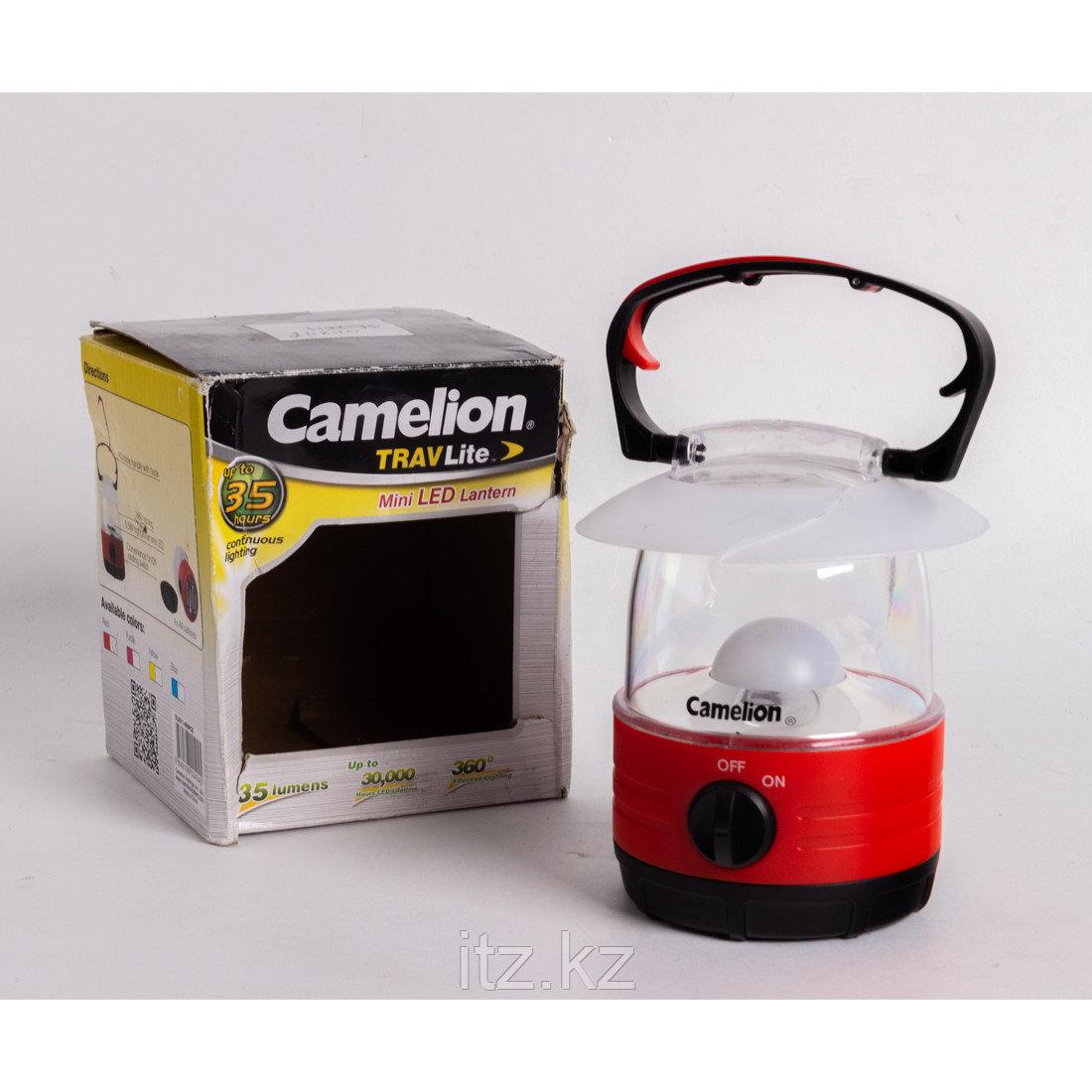 Кемпинг фонарь Camelion SL2011-4R6PCB