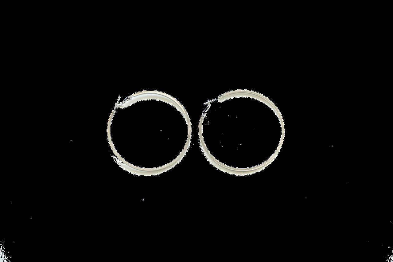 Серьги-кольца Brosh Jewellery (Ctht,hj)