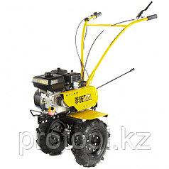 Мотоблок DPT-270, 7 л.с, ременное сцепление, ширина 85 см, глубина 35 см, фрез 3х4, ШОМ, передачи 2В/1Н Denzel