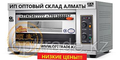 Жарочный шкаф газовый 1ярус 2поднос