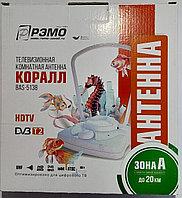 """Антенна комнатная   """"BAS-5138-USB КОРАЛЛ"""", фото 1"""