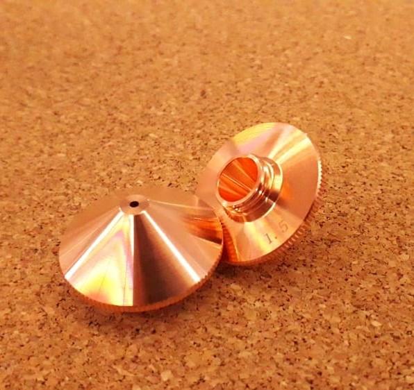 Сопло одинарное 1.5 мм для Precitec лазерных станков