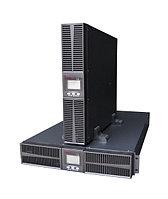 Онлайн ИБП, Small Tower, 1000VA/900W, 6xIEC C13, Rack 2U, 2x9Ач