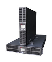 Онлайн ИБП, Small Tower, 3000VA/2700W, 8xIEC C13, Rack 2U, без АКБ