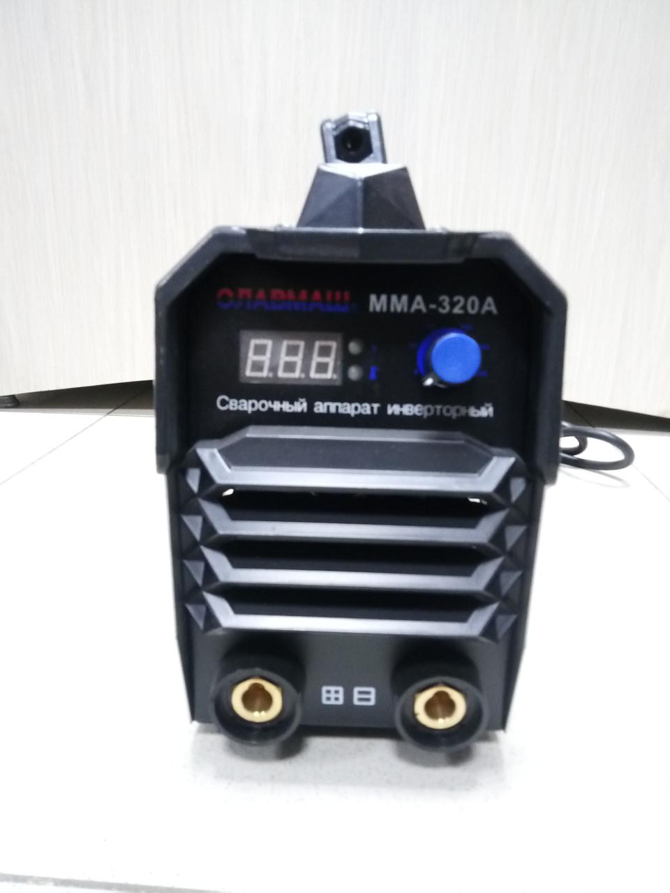 Сварочный инверторный аппарат СЛАВМАШ MMA-320A