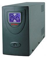 Линейно-интерактивный ИБП, Info, 2000VA/1200W, 2xIEC C13, 2xSchuko, USB + RJ45, LCD, 4x9Aч