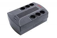 Линейно-интерактивный ИБП, Info, 600VA/360W, 6xSchuko,  USB для зарядки (2), USB + RJ11, 1x7Aч